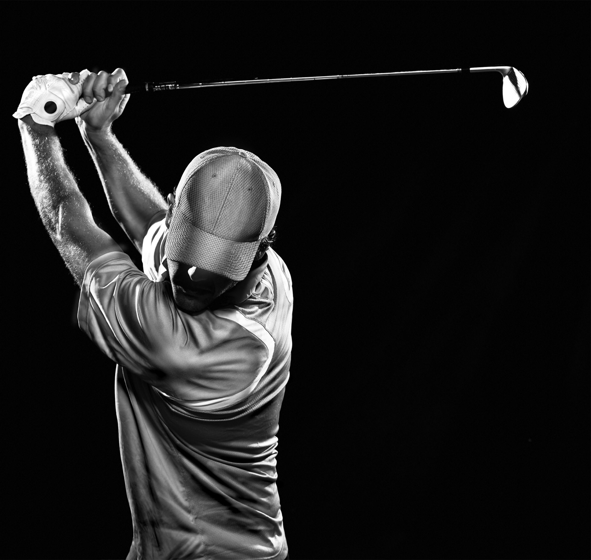 Why Center of Gravity Golf?